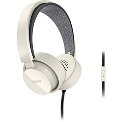 Fone de Ouvido Philips Supra Auricular Branco - SHL5205WT