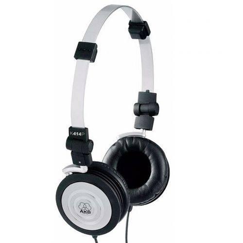 Tudo sobre 'Fone de Ouvido Profissional Compacto K414P'