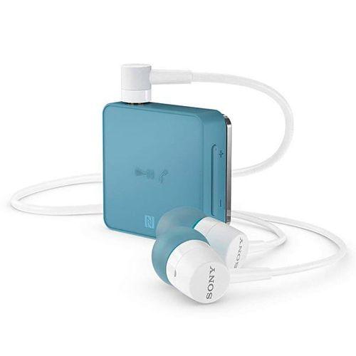 Fone de Ouvido Sem Fio Sony Sbh24 com Bluetooth-nfc - Azul