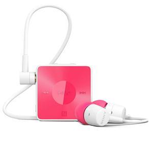 Fone de Ouvido Sony SBH20 com Bluetooth Wireless Estéreo e NFC - Pink