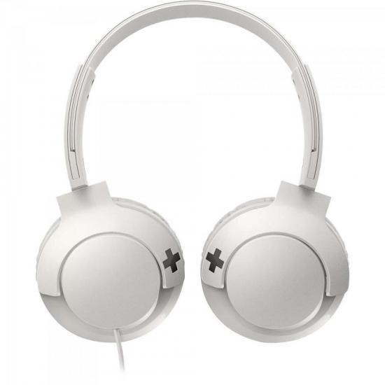 Fone de Ouvido Supra Auricular SHL3075 Branco Philips