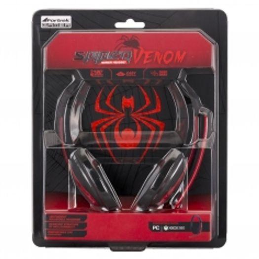 Tudo sobre 'Fone Headset Gamer Venom Shs701 - Fortrek'