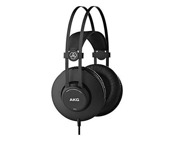 Fone Ouvido Akg Over - Ear K52