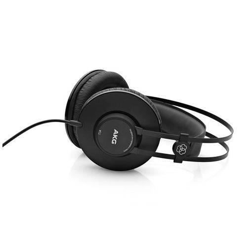 Fone Ouvido K52 Over Ear Headphone Original Profissional