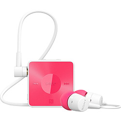 Fone Sony Bluetooth Wireless Estéreo Pink