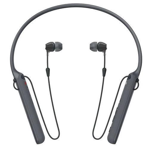 Fone Sony Wi-c400 Bluetooth - Preto