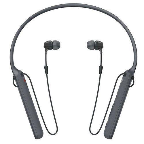 Fone Sony Wi-c400 Bluetooth-preto