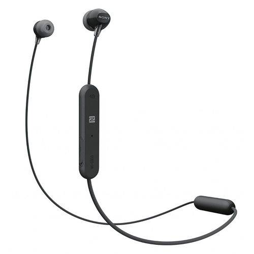 Fone Sony Wi-sp500 Preto Bluetooth