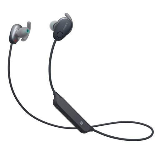 Fone Sony Wi-Sp600 Bluetooth-Preto