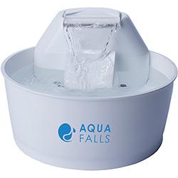 Tudo sobre 'Fonte Bebedouro Aqua Falls para Cães e Gatos Eletrônico'