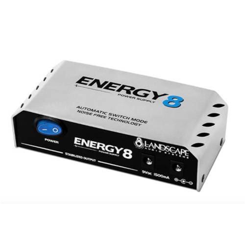 Tudo sobre 'Fonte Landscape P/ Pedais E8 Energy 8'