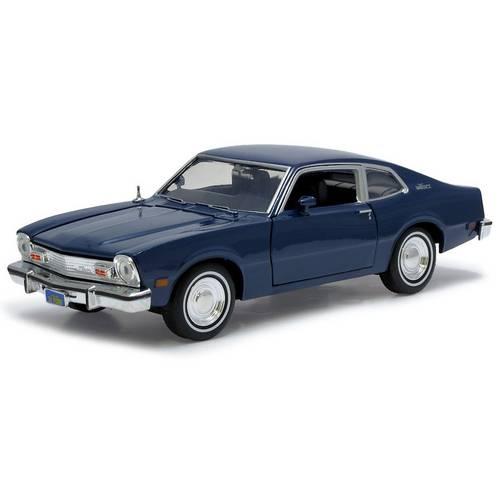 Tudo sobre 'Ford Maverick 1974 1:24 Motormax Azul'