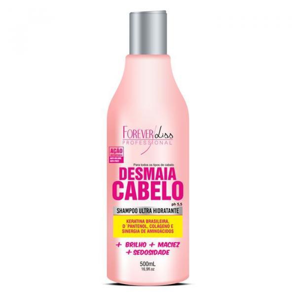 Forever Desmaia Cabelo Shampoo 500ml - Forever Liss