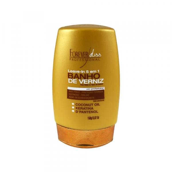 Forever Liss Banho de Verniz - Leave-in 150g