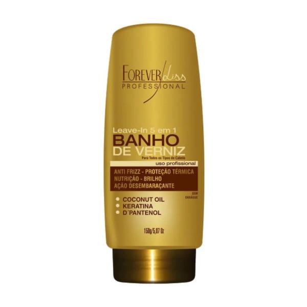 Forever Liss Banho de Verniz Leave In 150g