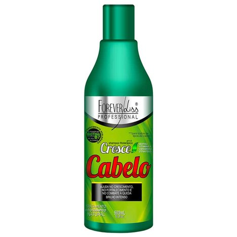 Forever Liss - Cresce Cabelo Shampoo 500 Ml