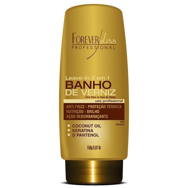 Forever Liss Leave In Banho de Verniz 150gr