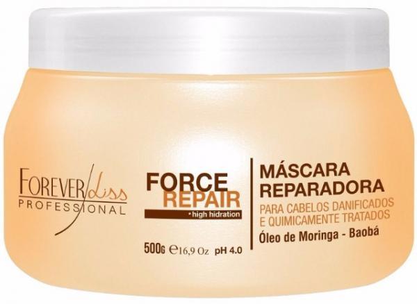 Forever Liss Máscara Force Repair 500ml