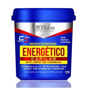 Forever Liss Máscara Ultra Concentrada Energético Capilar - 240g