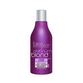 Forever Liss Platinum Blond Shampoo 300ml