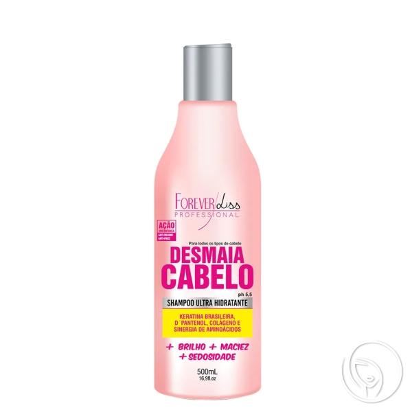 Forever Liss - Shampoo Desmaia Cabelo - 500g
