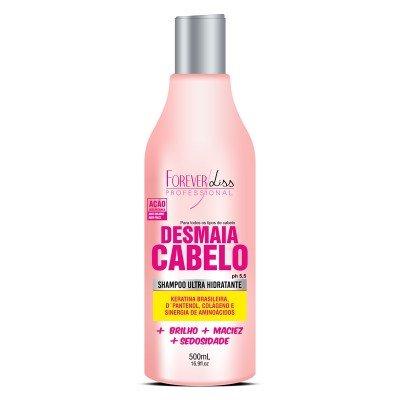 Forever Liss Shampoo Desmaia Cabelo 500ml