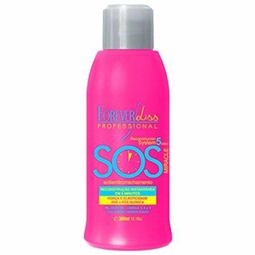Tudo sobre 'Forever Liss SOS Antiemborrachamento Reconstrutor Capilar'