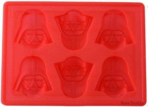 Tudo sobre 'Fôrma de Gelo Darth Vader - Star Wars'