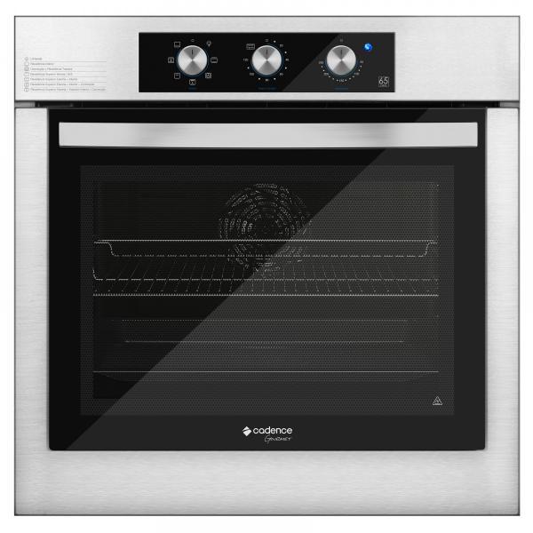 Forno Eletrico de Embutir 65L Gourmet 220V - Cadence (FOR650)