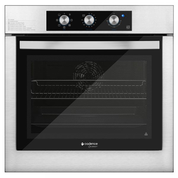 Forno Elétrico de Embutir Cadence Gourmet 65L