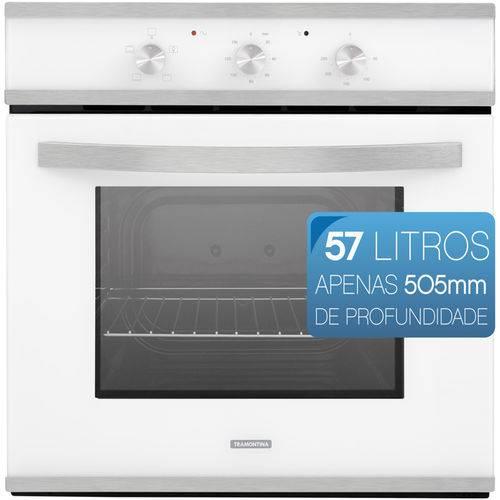 Forno Eletrico de Embutir Tramontina Glass Brasil W 60 F3 220v