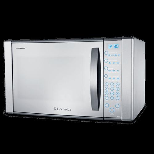 Tudo sobre 'Forno Micro-Ondas Blue Touch 31L Espelhado (MEC41) 220V'