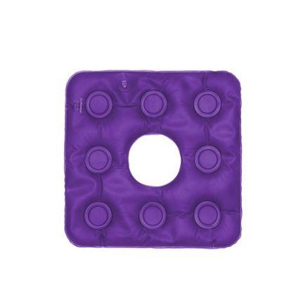 Forração Ortopédica Assento em Gel Caixa Ovo Quadrada com Orifício