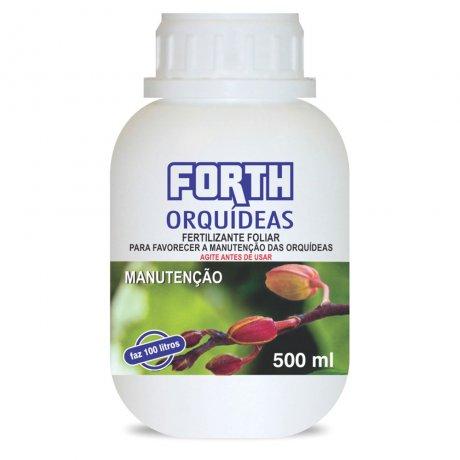 Forth Orquídeas Manutenção Concentrado 500ml -
