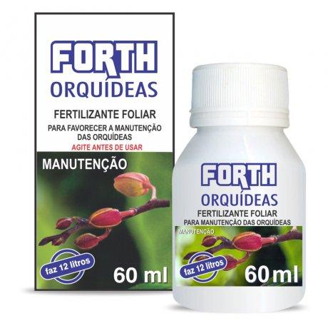 Forth Orquídeas Manutenção Concentrado 60ml -