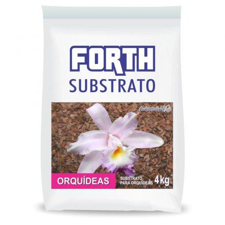 Forth Substrato Orquídea 4kg -