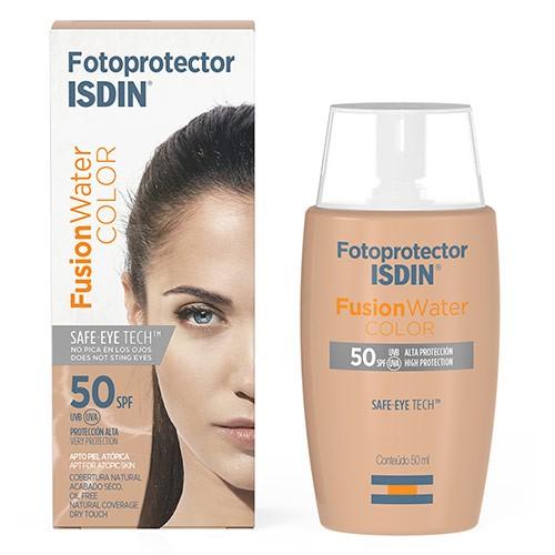 Tudo sobre 'Fotoprotetor Fusion Water Color FPS50 50ml'