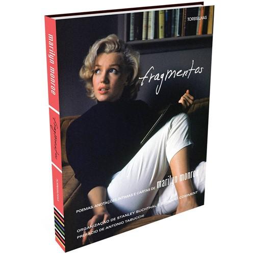Tudo sobre 'Fragmentos: Poemas, Anotações Íntimas e Cartas de Marilyn Monroe'