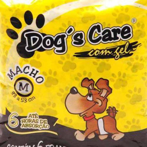 Tudo sobre 'Fralda Dog's Care para Machos - Tam M'