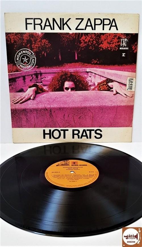 Tudo sobre 'Frank Zappa - Hot Rats'
