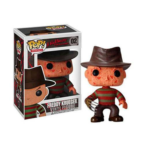 Tudo sobre 'Freddy Krueger - Funko Pop Movies Hora do Pesadelo'