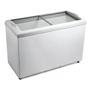 Freezer Horizontal Metalfrio, 336 Litros, Tampo de Vidro - HF40S - 220V