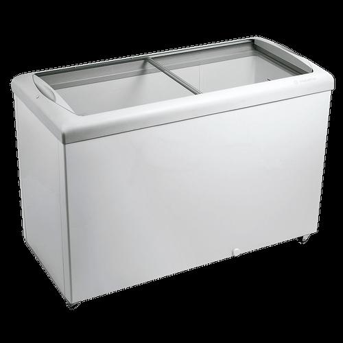 Freezer Horizontal Metalfrio, 389 Litros, Portas em Vidro, Branco - HF40S - 220V