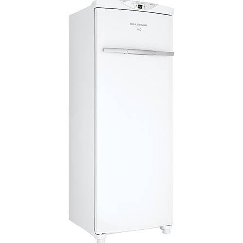 Freezer Vertical Brastemp BVR28 228 Litros Branco Frost Free