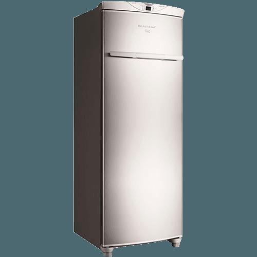 Freezer Vertical Brastemp BVR28 228 Litros Inox Frost Free