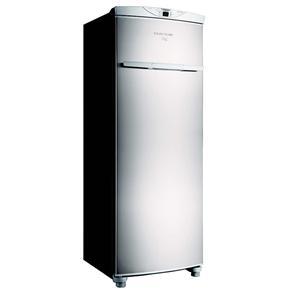 Freezer Vertical Brastemp Frost Free Flex BVR28HR Inox - 228L - 110v