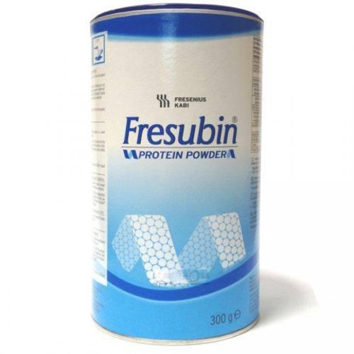 Tudo sobre 'Fresubin Protein Powder 300 Gramas'