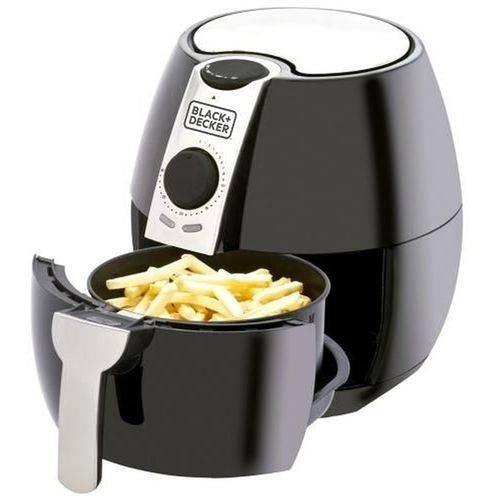 Tudo sobre 'Fritadeira Black & Decker Vita Fryer 1500w Frita Sem Oleo - Preta'