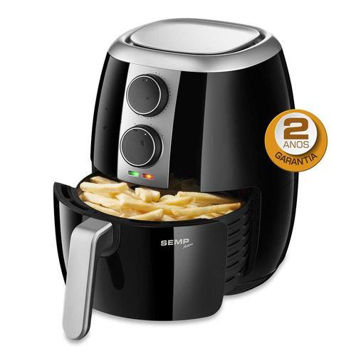 Fritadeira Elétrica Sem Óleo Air Fryer 3.5 Litros Semp Toshiba Af3018pr