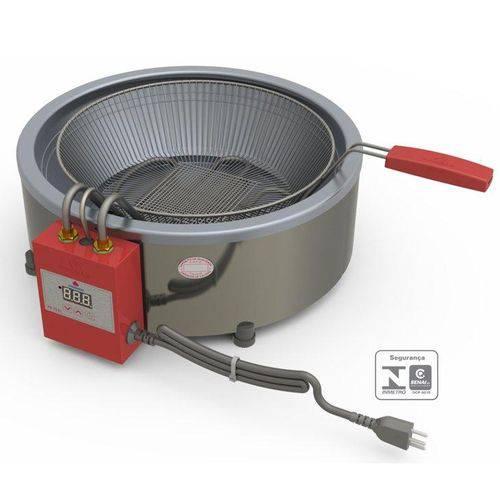 Tudo sobre 'Fritadeira Industrial Progás PR70 EL, Display Digital, 7 Litros'